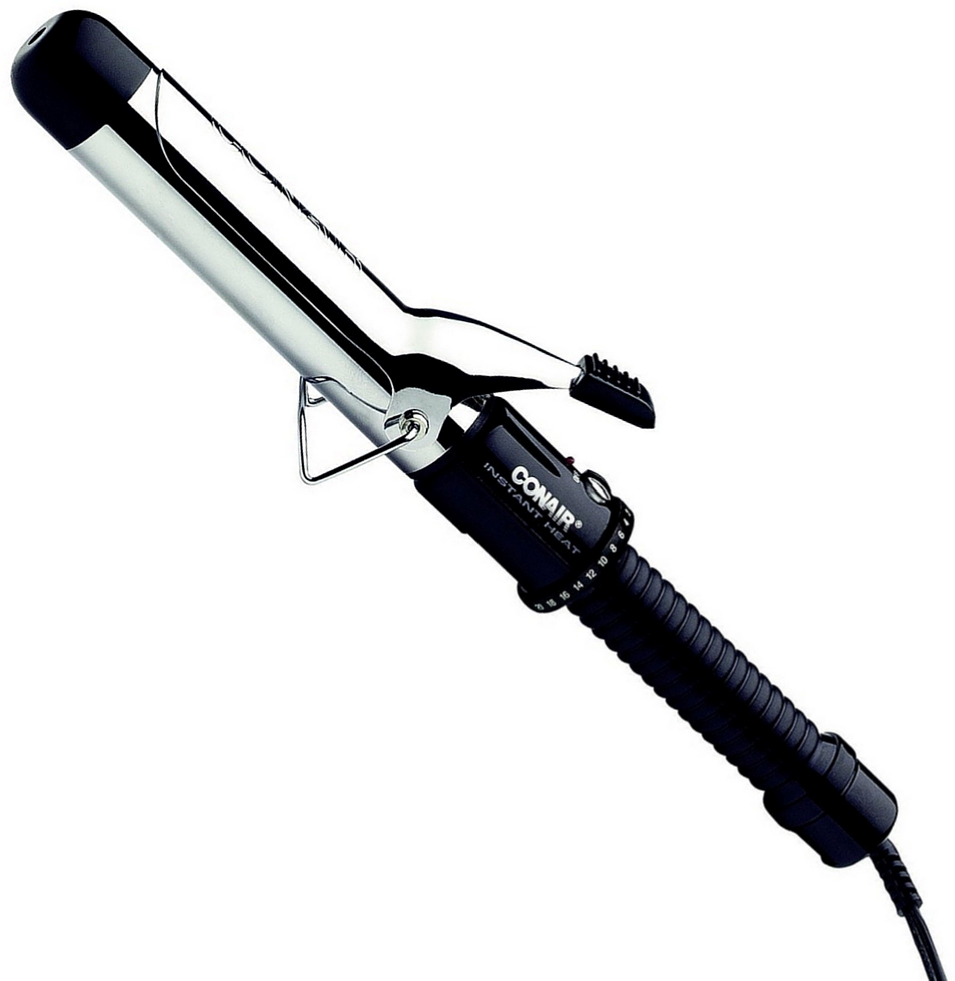 Conair Instant Heat Curling Iron; 1 1/4-inch