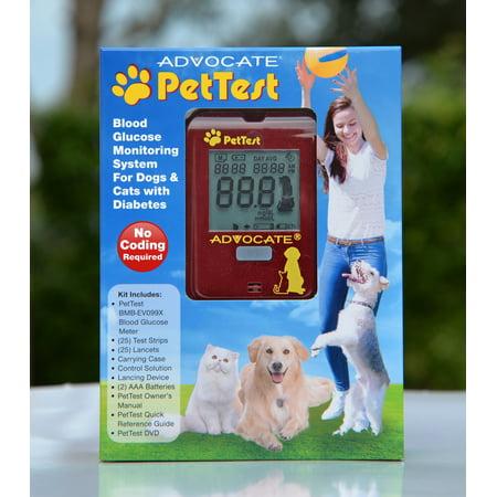 Image of Advocate PetTest Meter Kit Box
