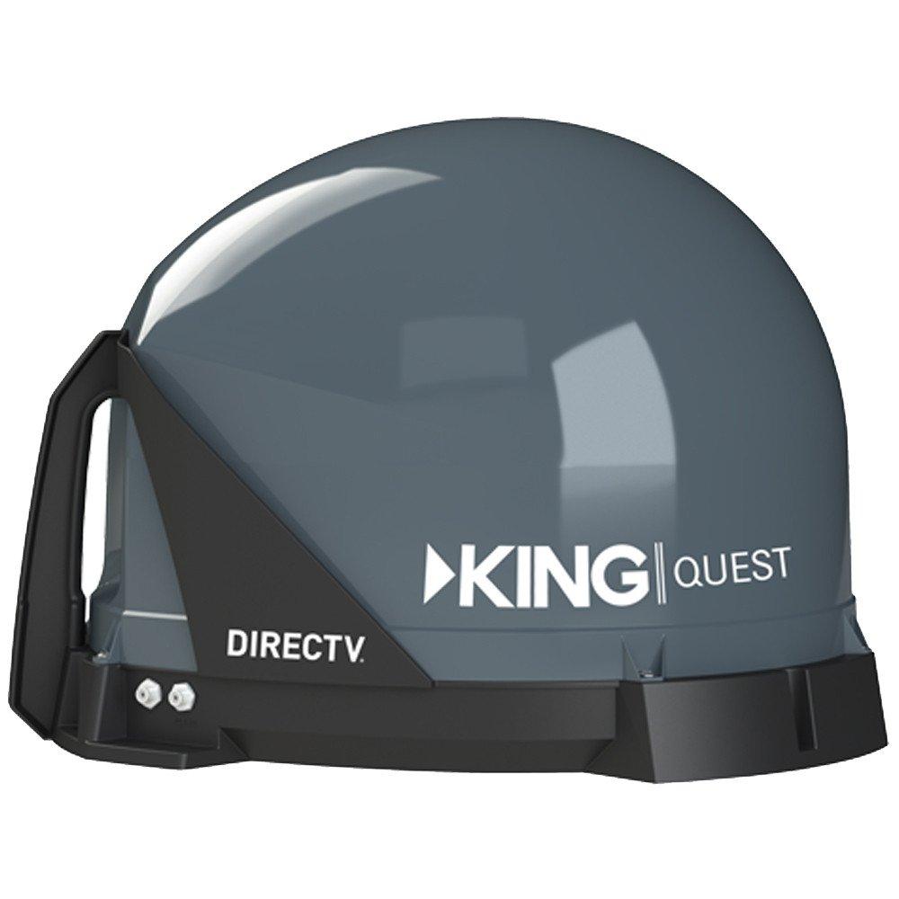 King Controls Vq4100 Quest Satellite For Directv[r]