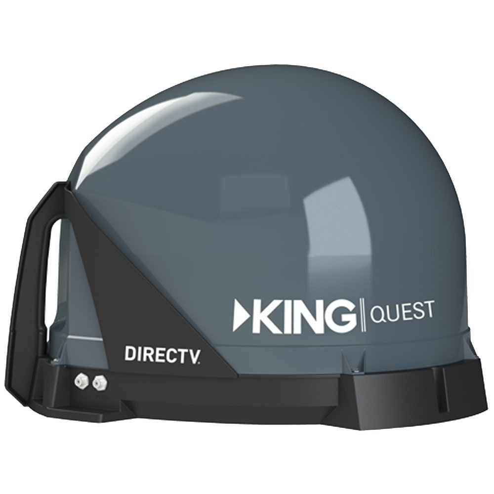 King Controls Vq4100 Quest Satellite For Directv[r]