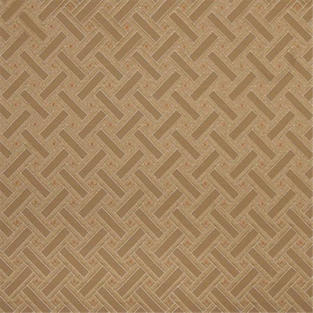 Designer Fabrics D132 54 in. Wide Gold, White And Red, Lattice Brocade Upholstery Fabric](Red Brocade)