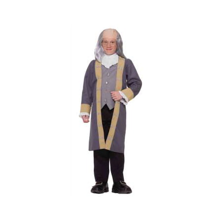 CHCO-BEN FRANKLIN-MEDIUM (Ben Franklin Costume Kit)