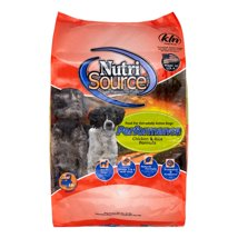 Dog Food: NutriSource Performance
