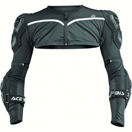 - Acerbis 2187670011015  2187670011015; Deflector Cosmo Jacket Gray Snowmobile