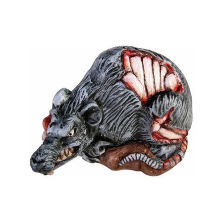 Blow Molded Possessed Crouching Rat Halloween Horror Decoration Fake - Toys R Us Halloween Decorations Australia