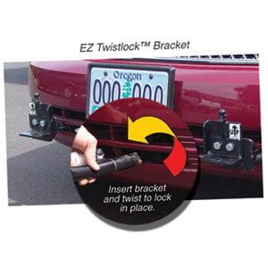 - Roadmaster 523137-1 EZ Tow Bar Base Plate Bracket for Chevrolet Cobalt