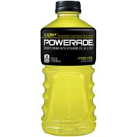 Powerade ION4 Lemon Lime Sports Drink, 32 Fl. Oz.