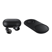 Samsung Galaxy Buds+ with Wireless Charger