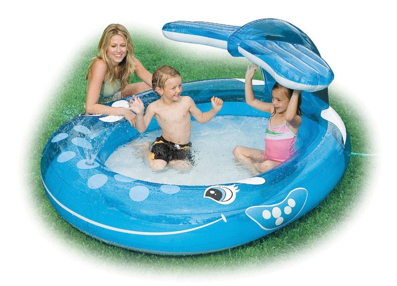 74546 Intex Whale Spray Pool