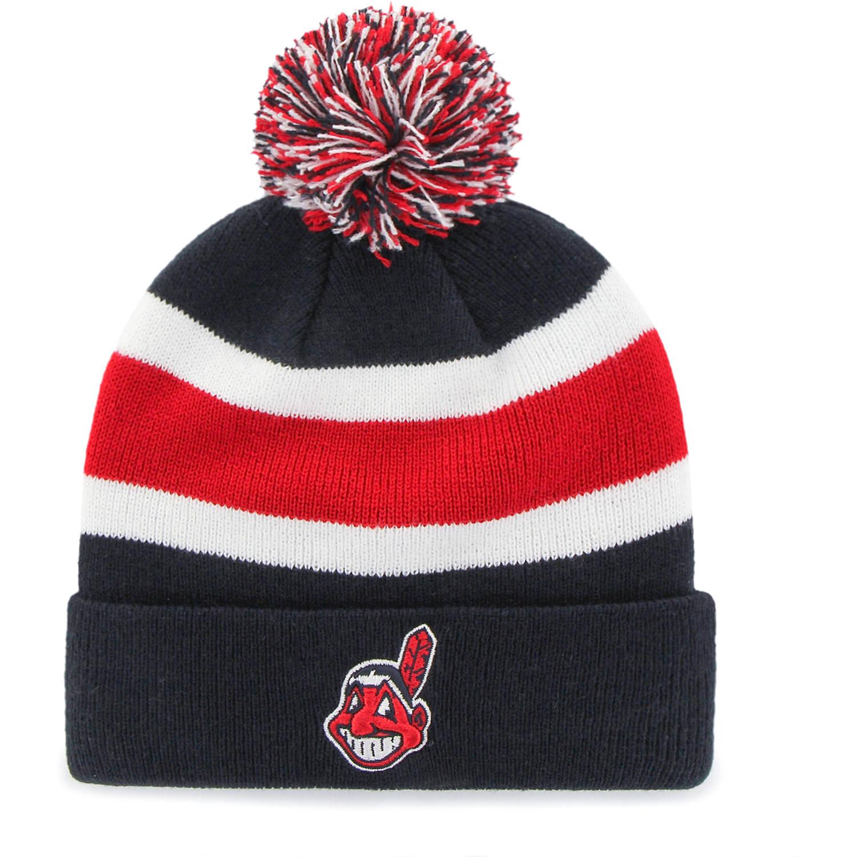 MLB Cleveland Indians Mass Breakaway Cap - Fan Favorite