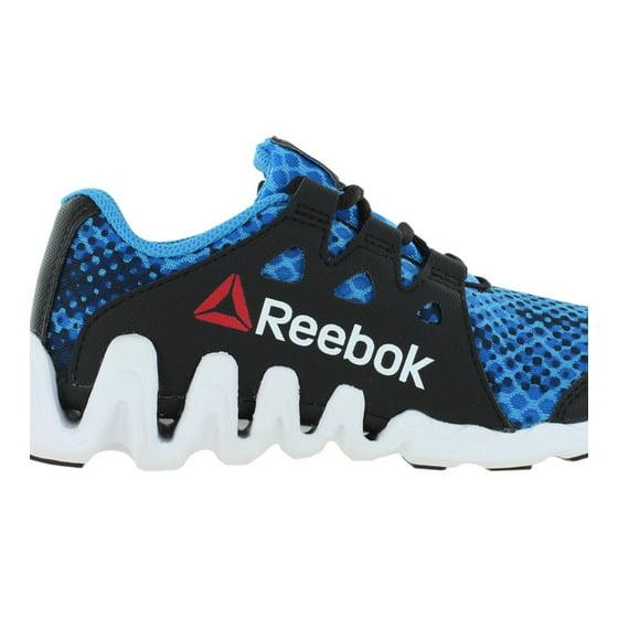 b412f32f4ae Reebok Zigtech Big And Quick Running Kid s Shoes Size - Walmart.com