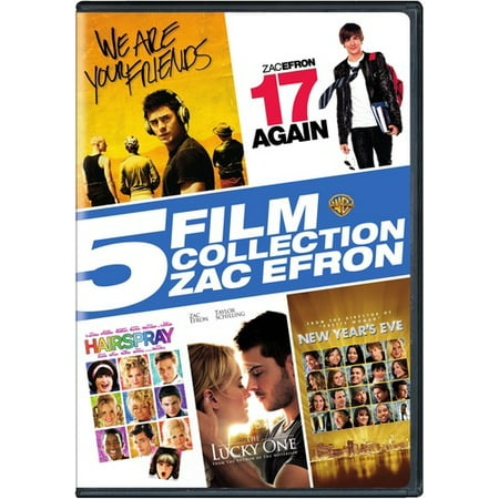 5 Film Collection: Zac Efron (DVD)