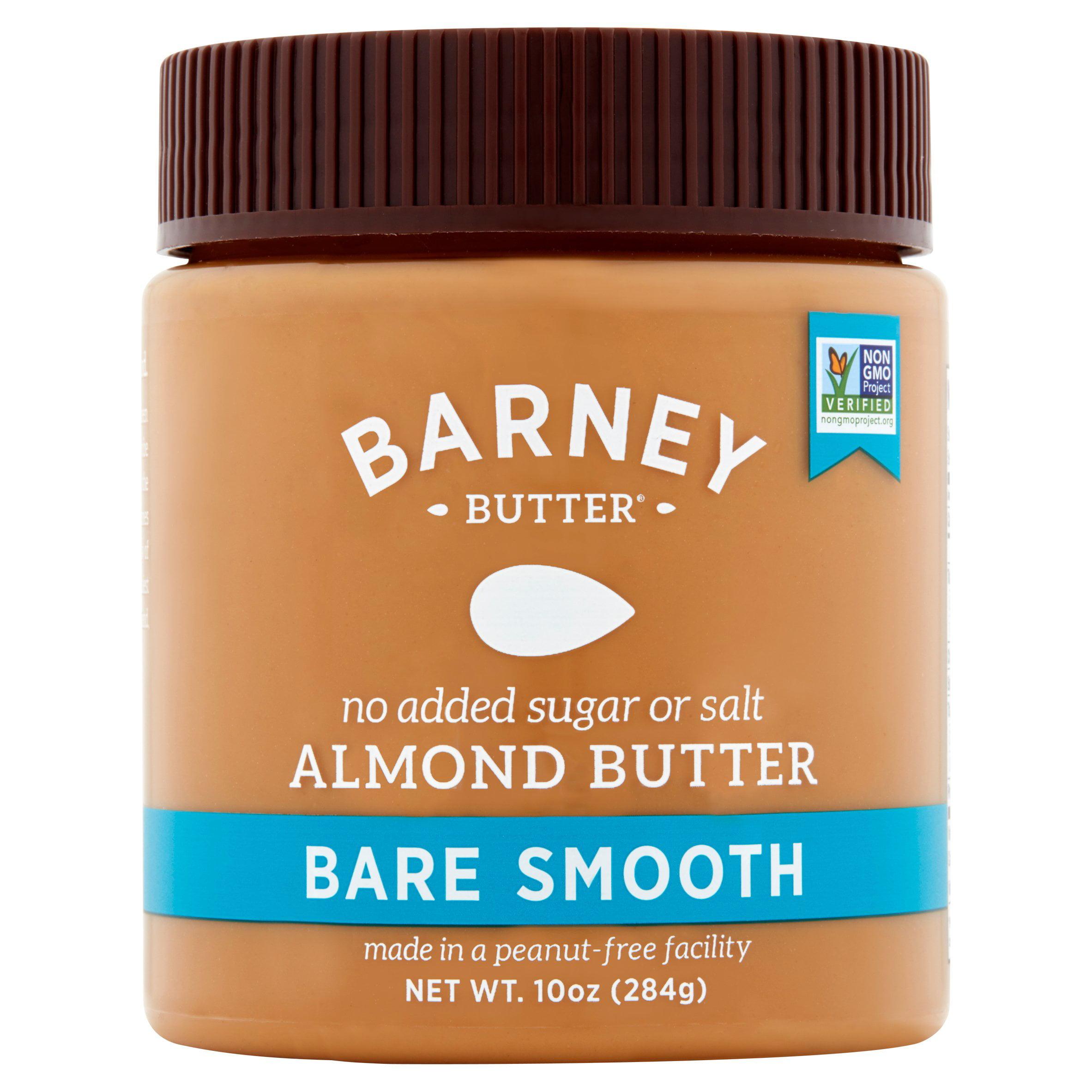 Barney Butter Bare Almond Butter, 10oz