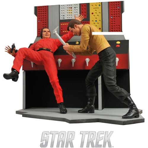 Star Trek Select Kirk Action Figure by Generic