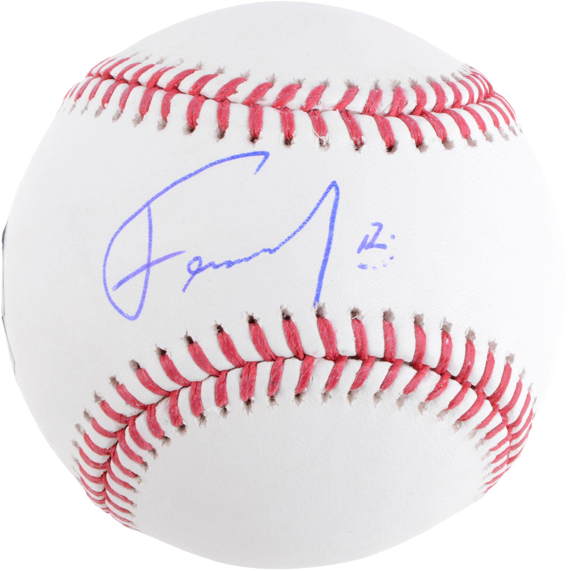 Fernando Romero Minnesota Twins Autographed Baseball - Fanatics Authentic Certified