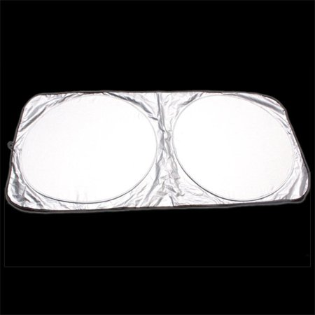 Front Windshield Car Window Foldable Sun Shade Shield Cover Visor UV Block - image 2 of 8