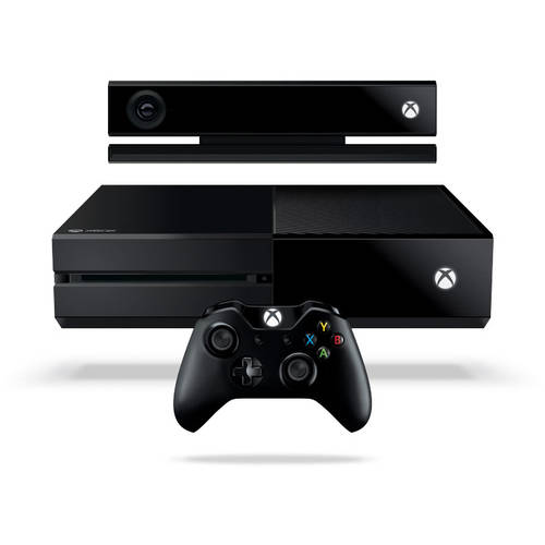 Xbox One Kinect Console Bundle with Dance Central 3, Sports Rivals, and Zoo Tycoon