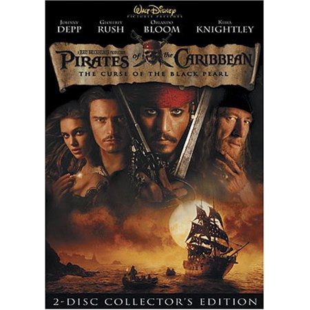 Pirates of the Caribbean: The Curse of the Black Pearl (DVD) Pirates Of The Caribbean Treasure Chest
