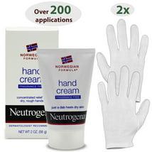 Hand Lotion & Cream: Neutrogena Norwegian Formula Hand Cream