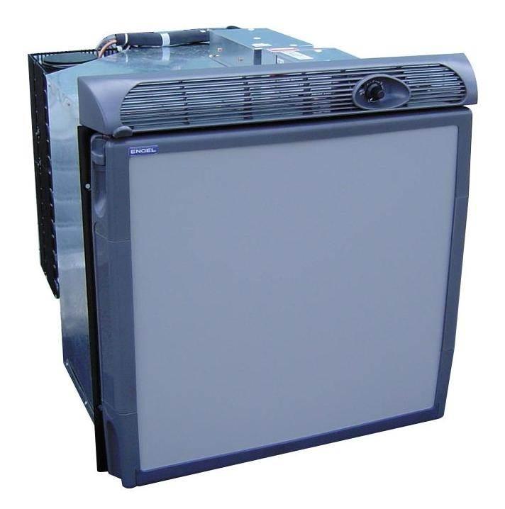 60 qt. Built-in AC/DC Front-Open Fridge Freezer