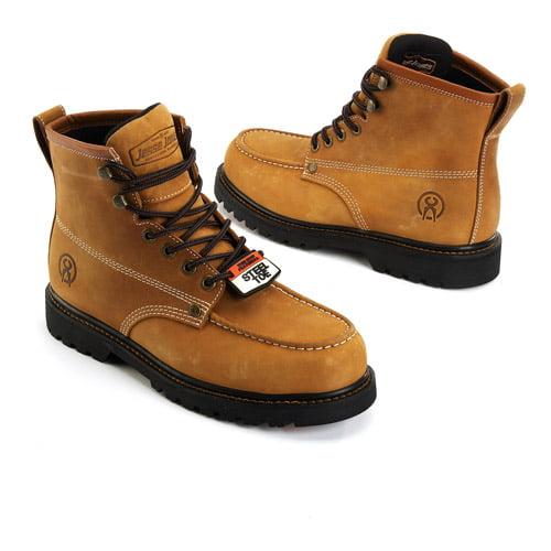 s steel toe waterproof boots walmart