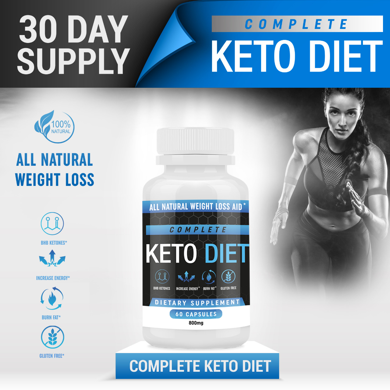 Keto Diet Pills - Weight Loss Supplements to Burn Fat Fast ...