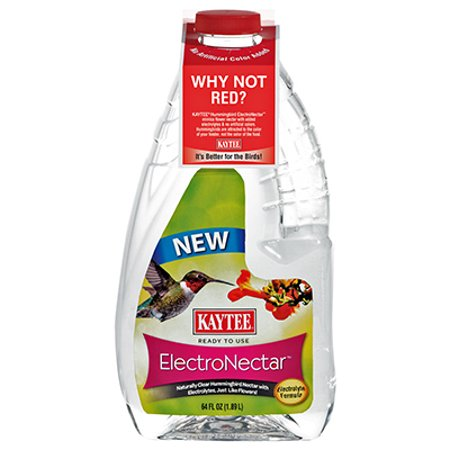 Hummingbird ElectroNectar, 64-oz. (Nectar The Hummingbird)