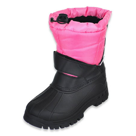 ICE 2 0 Girls' Winter Boots (Sizes 5 - 7) Ice Winter Boots