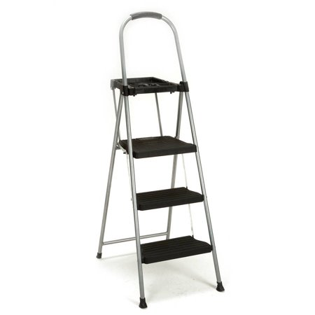 Cosco 3 Step Stool With Tray Walmart Com