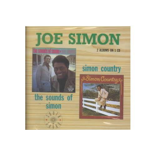 2 LPs On 1 CD: THE SOUNDS OF SIMON (1971)/SIMON COUNTRY (1972).