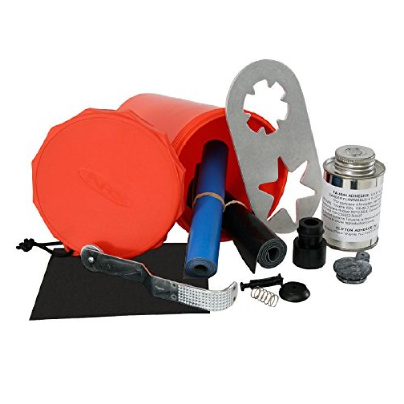 NRS Pennel Orca Raft and Inflatable Kayak Repair Kit Red ...