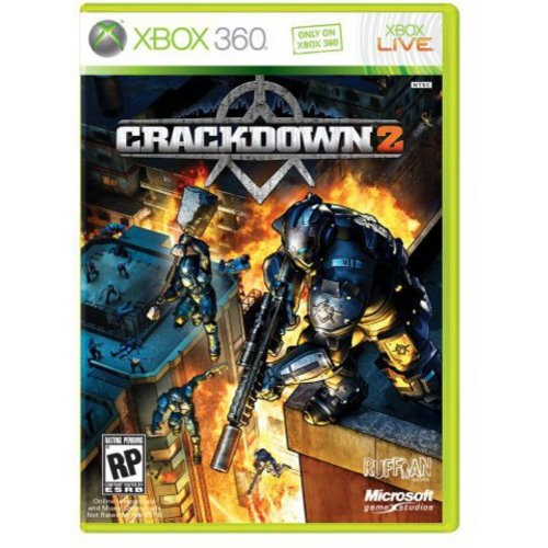 CRACKDOWN 2 X360 ACTION