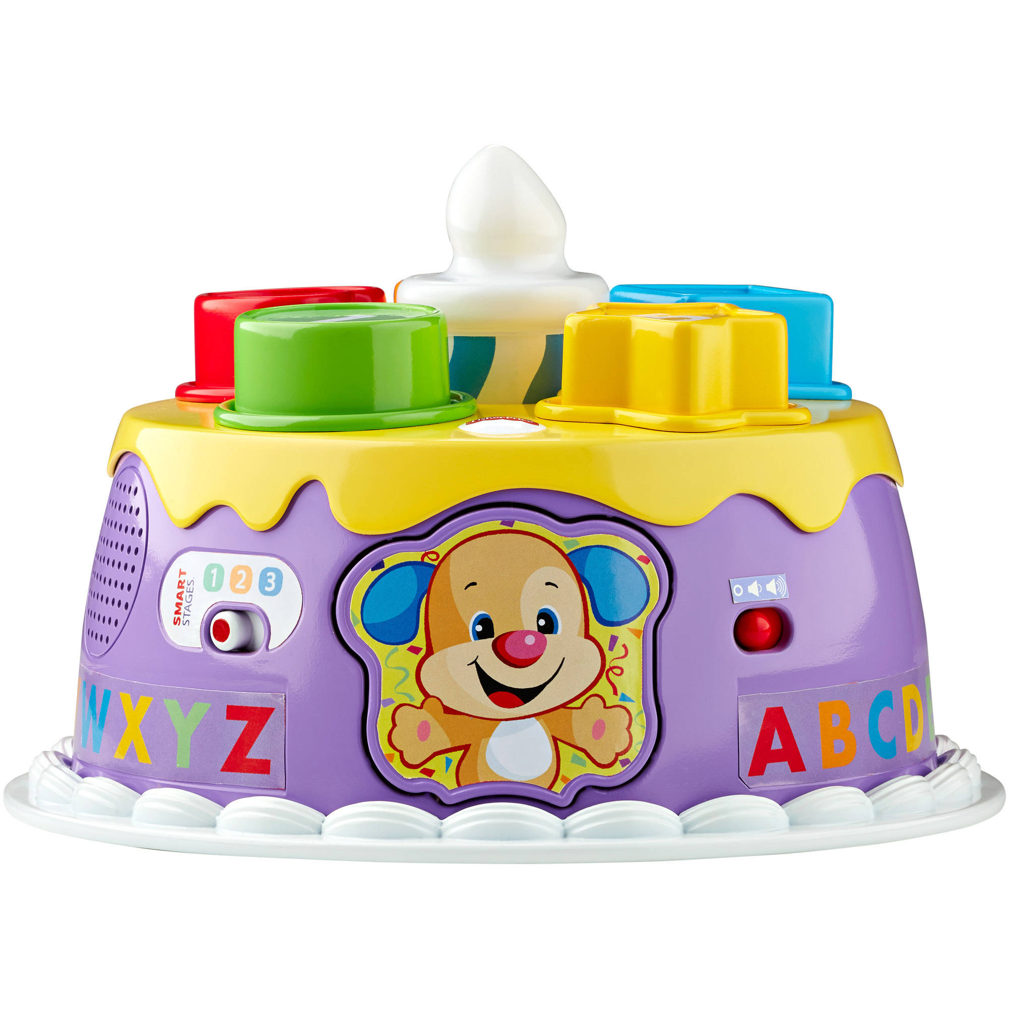 Fisher Price Laugh Learn Smart Stages Magical Lights Birthday Cake