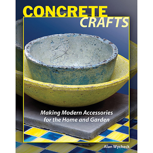 Stackpole Books Concrete Crafts