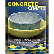 Stackpole Books Concrete Crafts