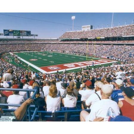 Ralph Wilson Stadium Photo Print