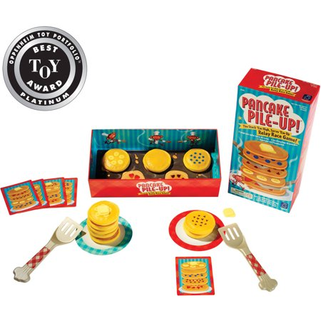 Educational Insights Pancake Pile Up  Relay Game