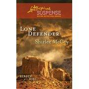 Lone Defender - eBook