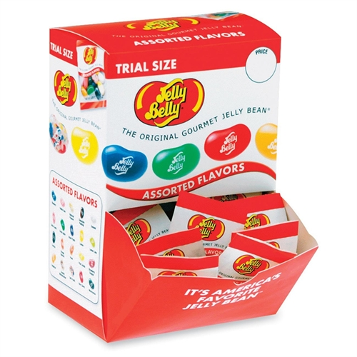 Jelly Belly Trial Size Gourmet Jelly Bean 72512