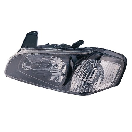Replacement Driver And Passenger Side Headlight For 2001 Nissan Maxima