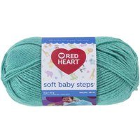 Red Heart Soft Baby Steps Yarn, Available in Multiple Colors