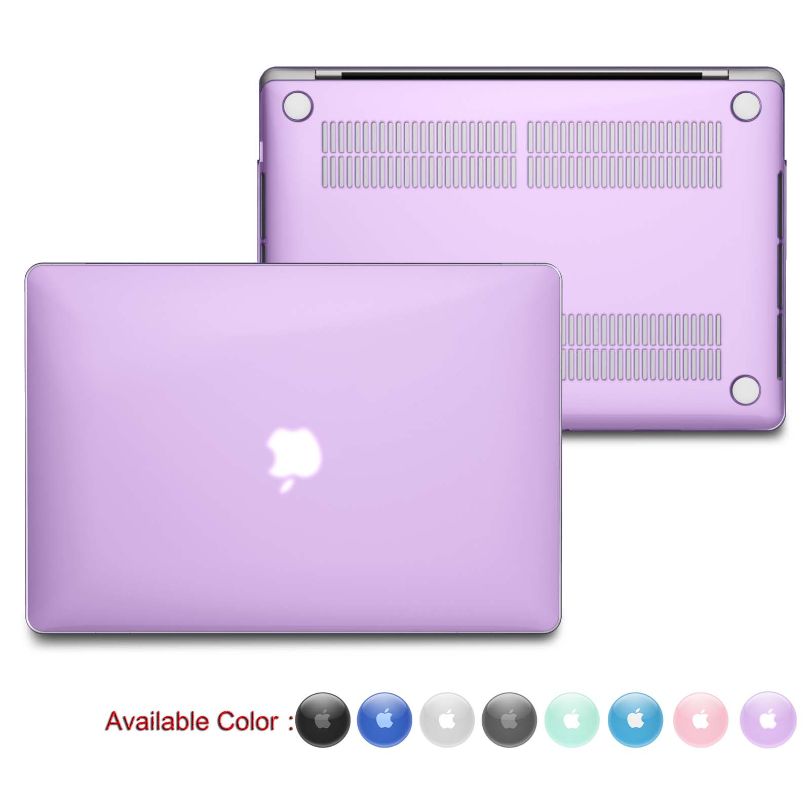 "BABY PINK Crystal Hard Case for NEW Macbook Pro 15/"" A1398 with Retina display"