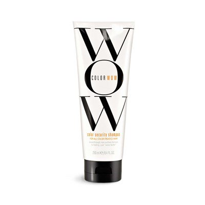 Color Wow Color Security Shampoo For All Color Treated Hair 8 4Oz That Cleans Without Dulling