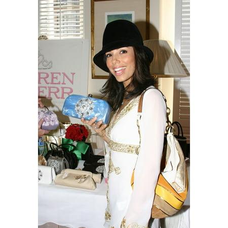 Eva Longoria Inside For Mario Badescu Pre-Oscar Celebrity Gift Lounge Regent Beverly Wilshire Hotel Los Angeles Ca February 25 2005 Photo By Effie NaddelEverett Collection Celebrity ()