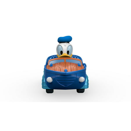 Disney Mickey and the Roadster Racers Donald's Surfin' Turf (Disney Cars Womens)