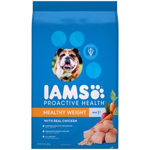 Iams Proactive Health Healthy Weight Dry Dog Food For All Dogs, Chicken, 15 Pound Bag