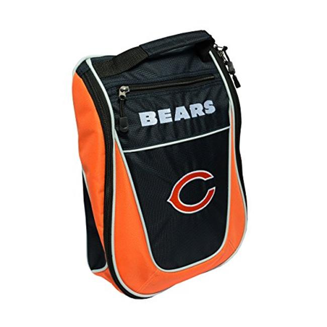Team Golf 30582 NFL Chicago Bears Golf Shoe Bag - image 1 de 1