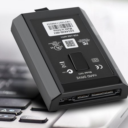 HURRISE HDD Hard Drive Kit Game Host Hard Disk Thin Drive 500 GB Largest Storage Space Office Space Kit