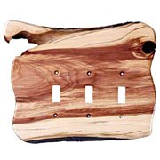 Sierra Lifestyles Rustic - 3 Toggle Unfinished - Juniper