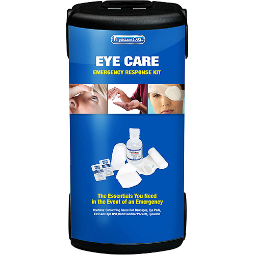 Physicians Care 6pc Emergency Eye Care First Aid Kit